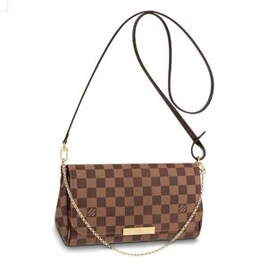 NWT Louis Vuitton Favorite MM Bag